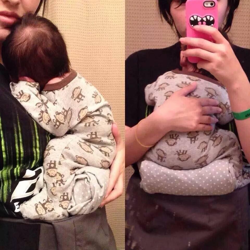 Pin On Baby Wearing