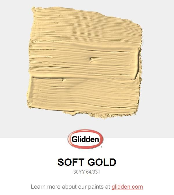 This Elegant Soft Gold Is Quite Lovely For A Dining Room Ly White Trim To