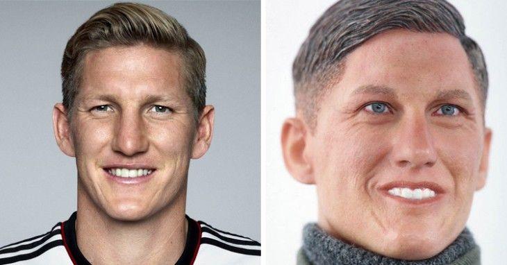 Hacen un muñeco Nazi con el rostro de Bastian Schweinsteiger - http://soynn.com/2015/12/10/hacen-un-muneco-nazi-con-el-rostro-de-bastian-schweinsteiger/