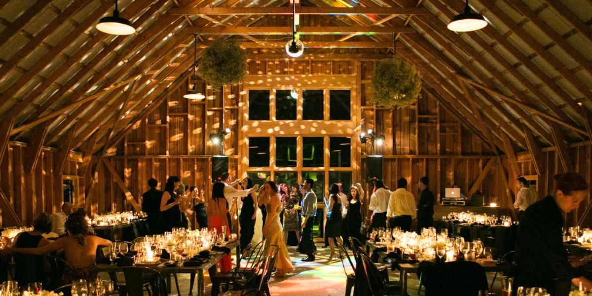 The Barn At Purdy Hollow Weddings