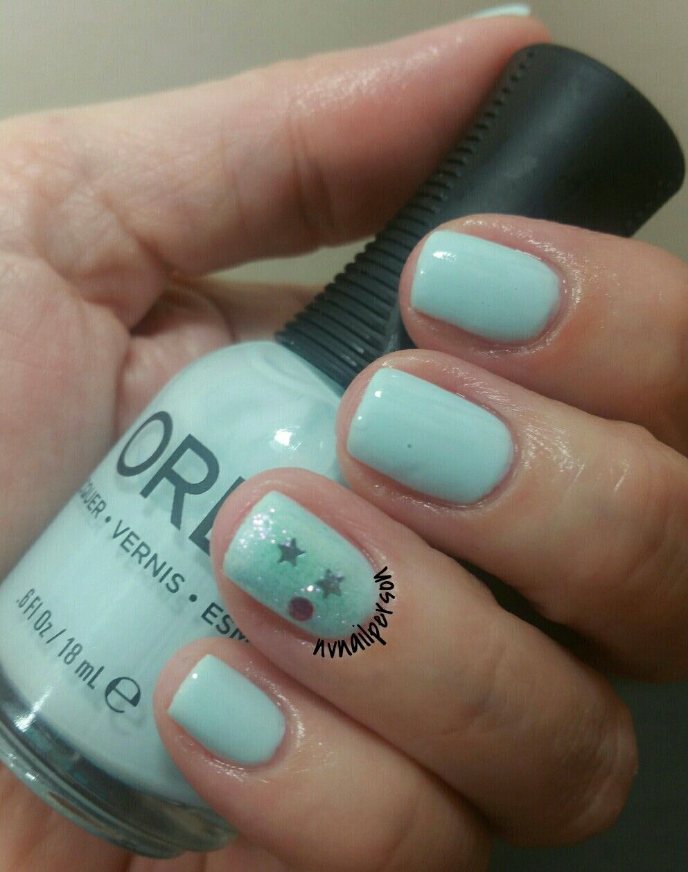 Orly Forget Me Not And Anything Goes Lala Land Spring 2017