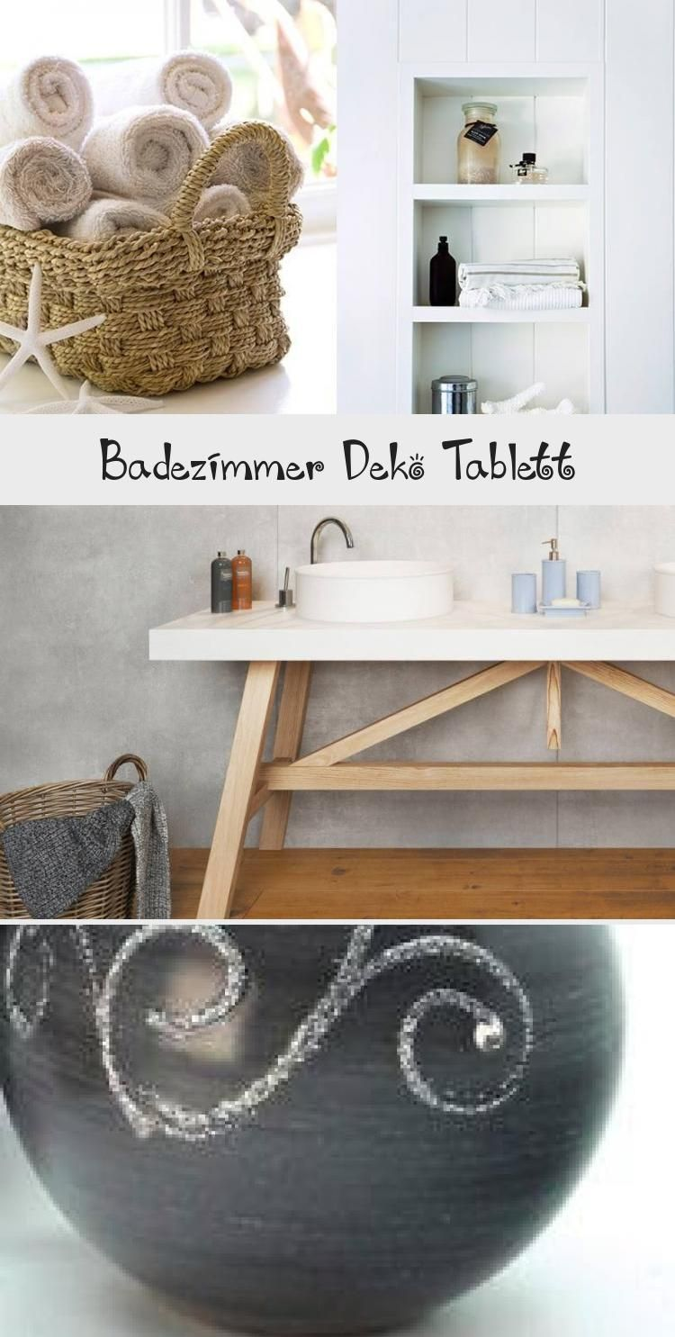 Badezimmer Deko Tablett Decor Home Decor Furniture
