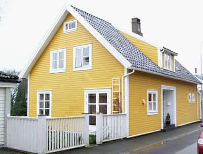 Exterior Ranch Style Yellow Paint Gray Trim House Google Search Exterior Paint Colors