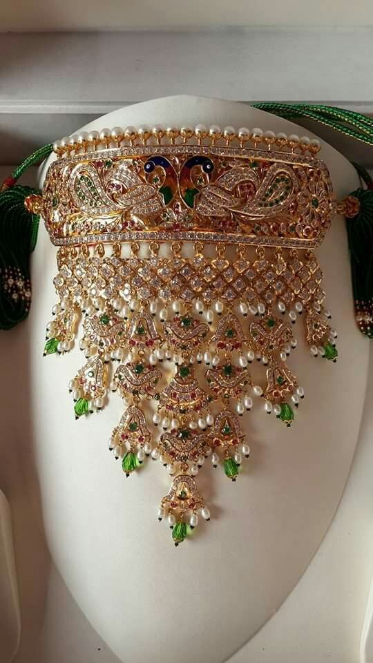Aad by Dulhan Jewellers Pali for order call 9828283403 | Wedding ...