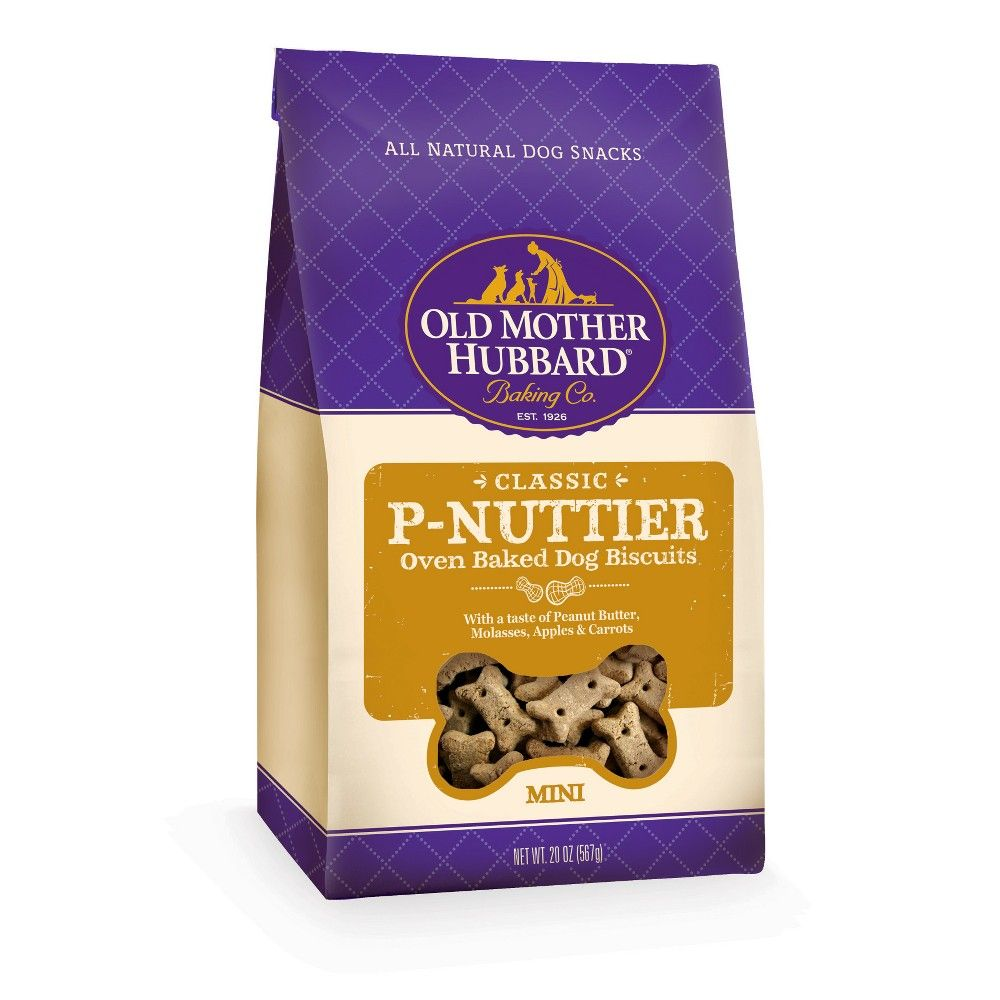 Old Mother Hubbard Mini P Nuttier Dog Treats 20oz In 2019