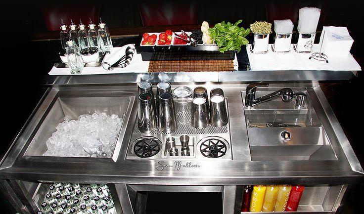 Image Result For Commercial Bar Set Up