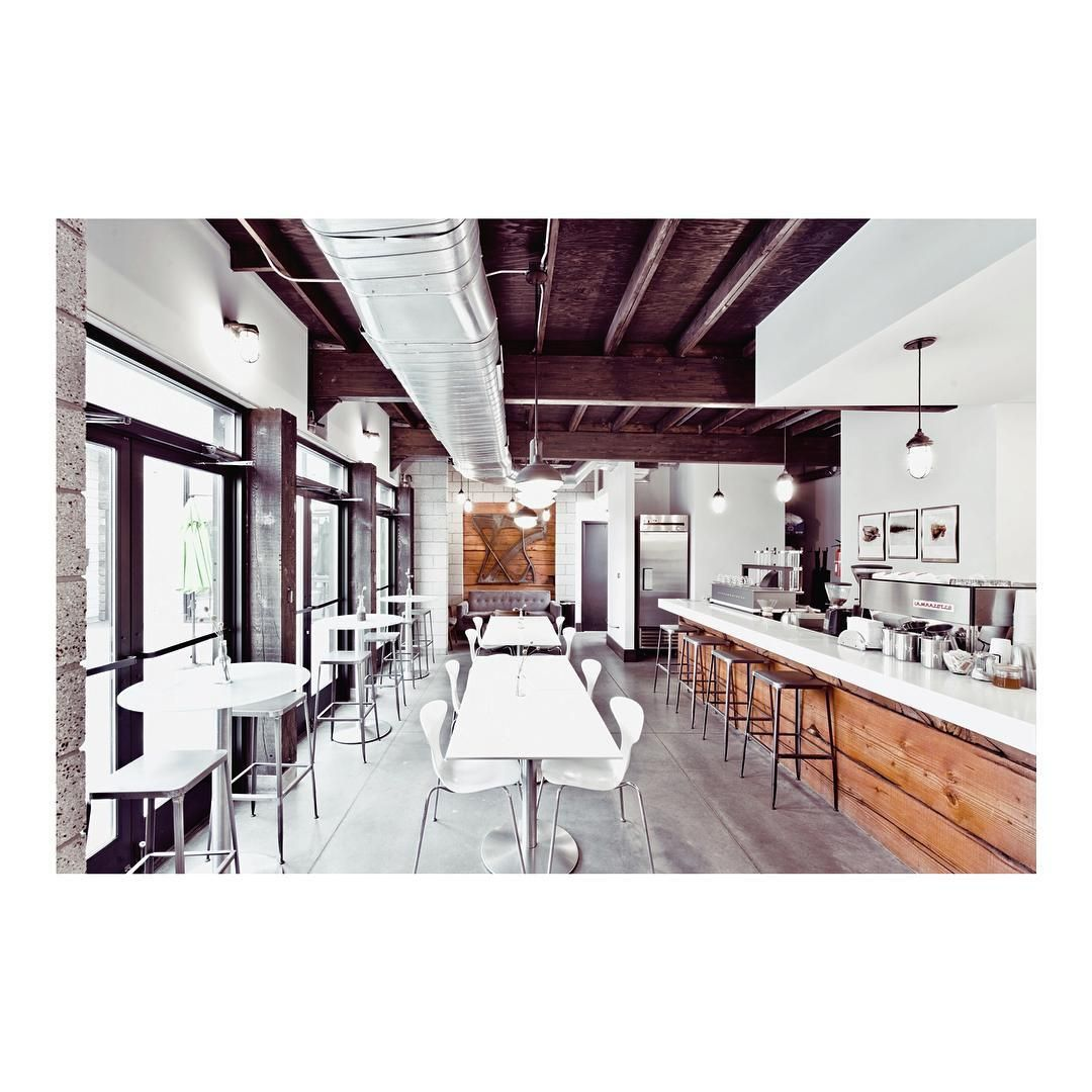 Salt Lake City Utah Homes: NoBrow Coffee // Atlas Architects // Salt Lake City, Utah