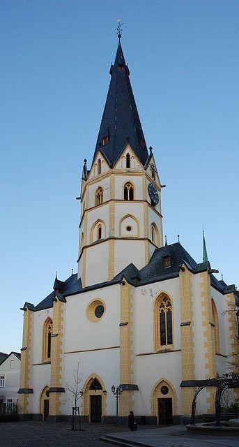 St. Laurentius in Ahrweiler, Germany