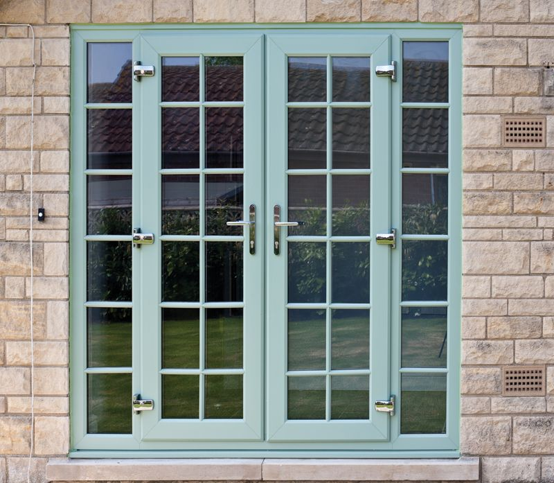 Upvc French And Double Doors Bristol From Price Glass And Glazing