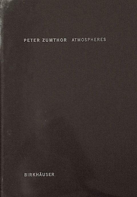 Peter Zumthor Works Book Pdf