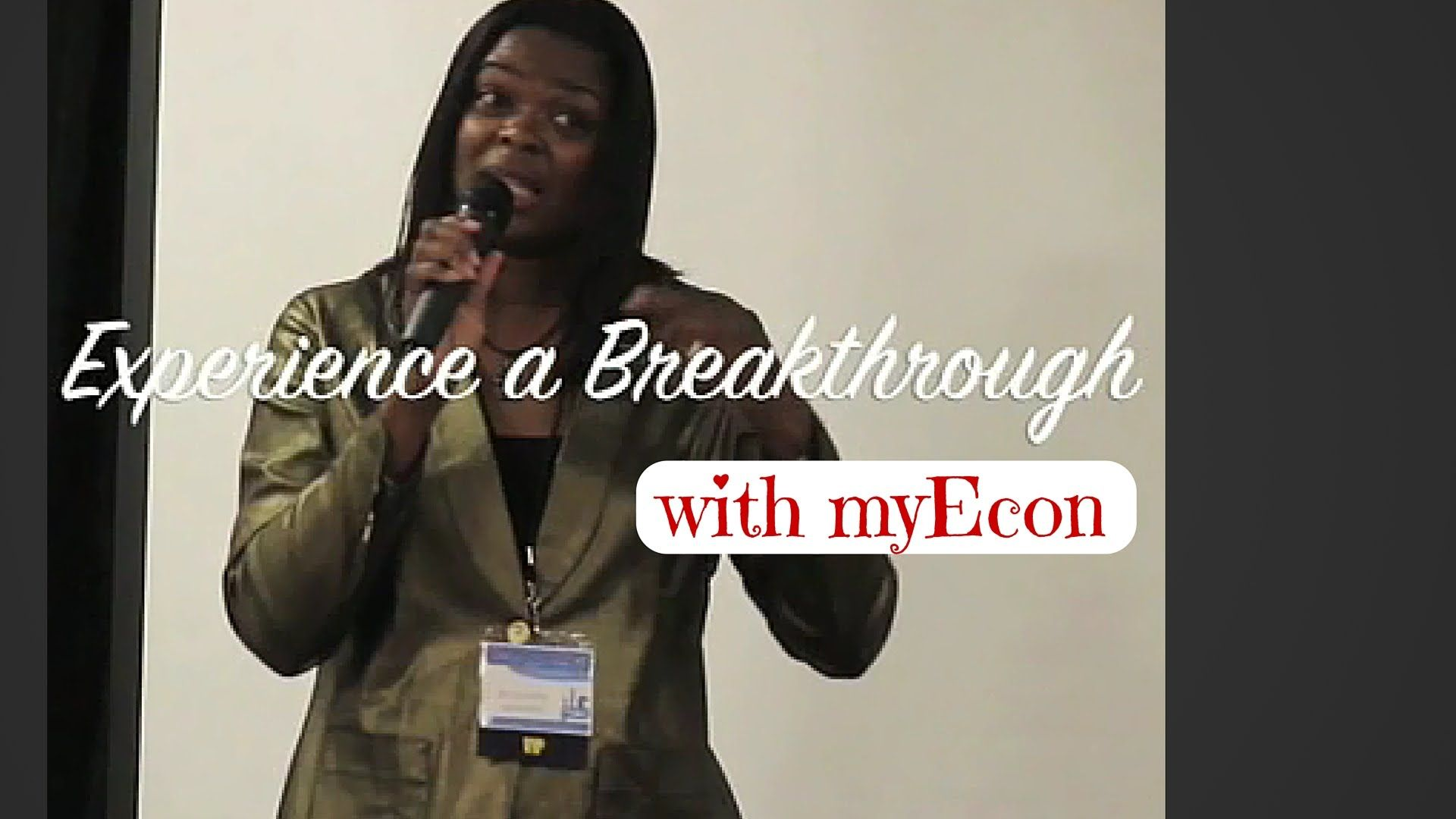 myEcon Testimony $800 per month increase - myEcon Income Shifting strate...