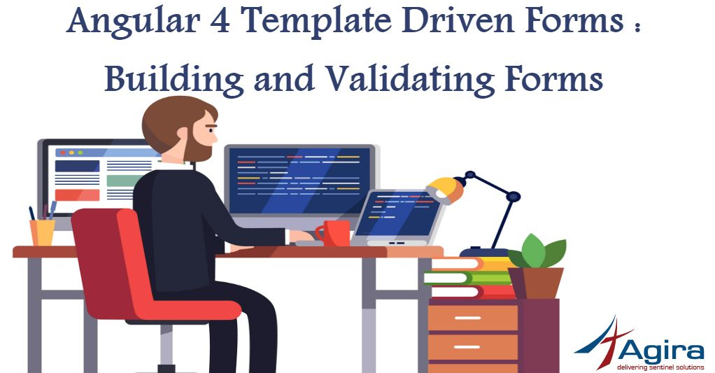 Angular 4 template driven forms building and validating