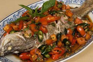 Ikan Bakar Colo Dabu Dabu Yang Memberikan Sensasi Pedas Nikmat Dari Gurihnya Ikan Masakan Khas Papua Ini Memberikan Tampila Resep Ikan Ikan Bakar Resep Masakan