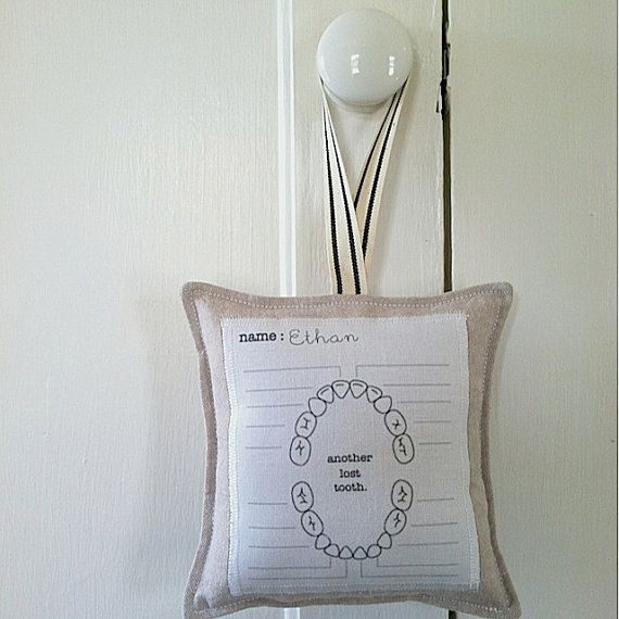 Tooth Fairy Pillow Cricut