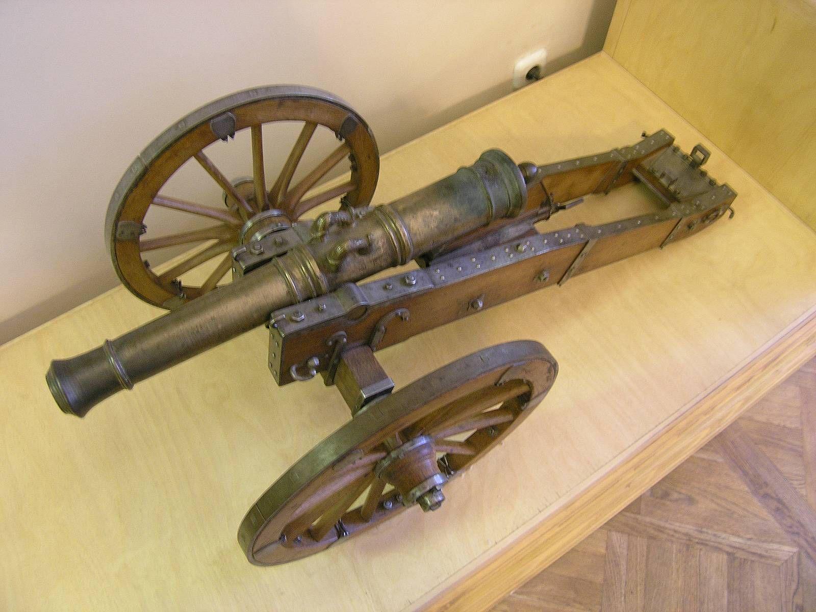 Декоративная пушка своими руками фото 333