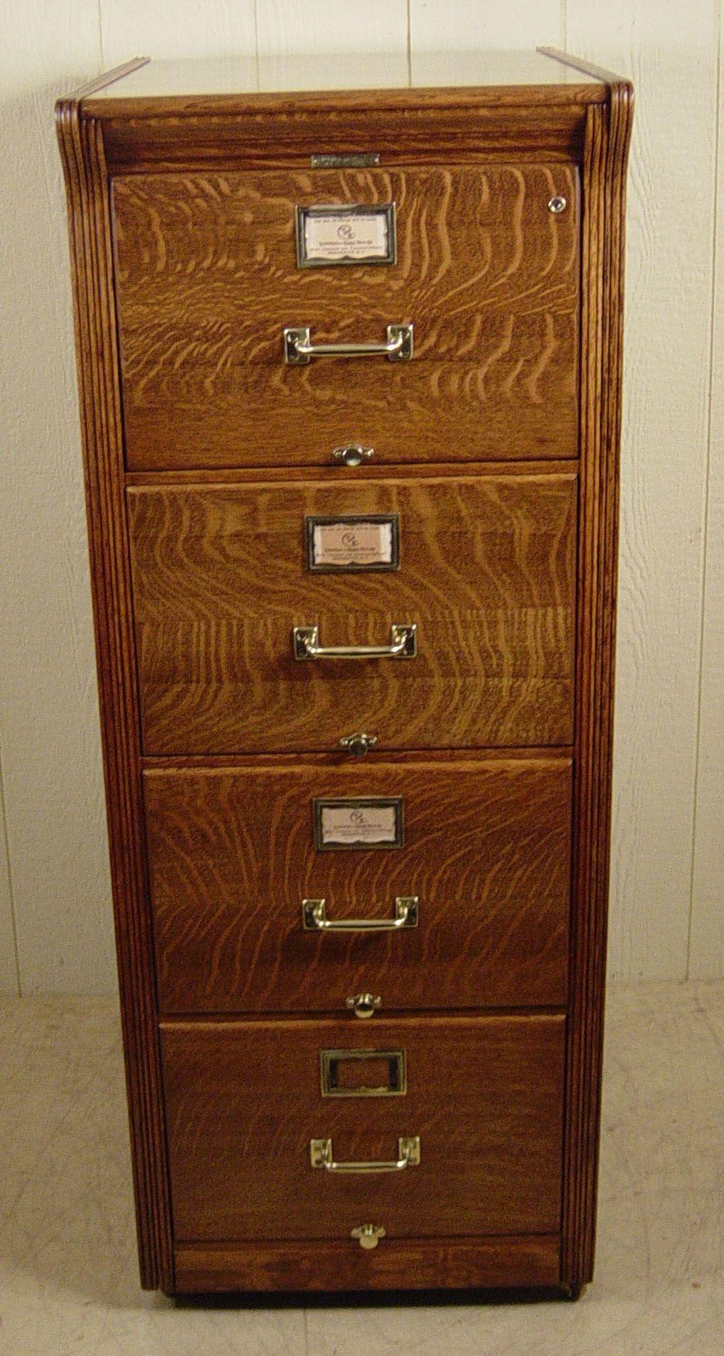 Dark oak drawer file cabinet advicetips pinterest