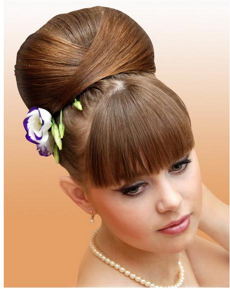 Peinados Para Graduacion De Ninas Belleza Y Estilo