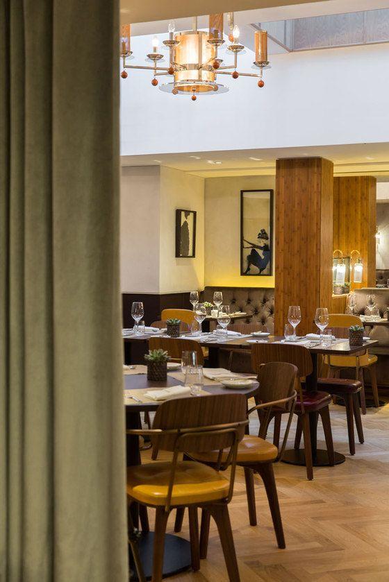 The Athenaeum Hotel & Residences by Kinnersley Kent Design | Hotel interiors