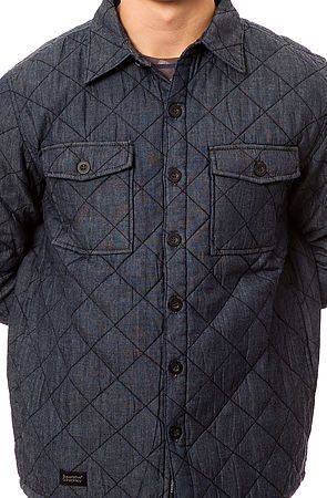 Quilted Men's Shirt | Quilted Fashion | Pinterest | Billionaire ... : mens quilted shirt - Adamdwight.com