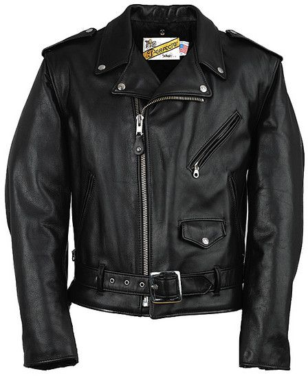 The Schott Perfecto leather jacket