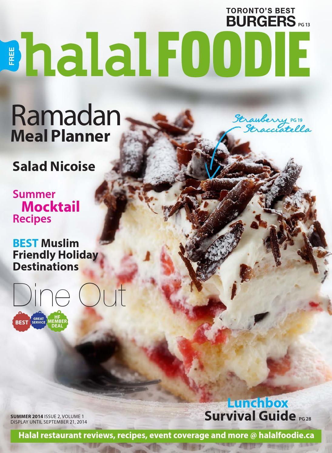 Halal foodie summer 2014 recipes halal foodie summer 2014 forumfinder Gallery