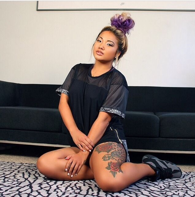 Thick asian blog