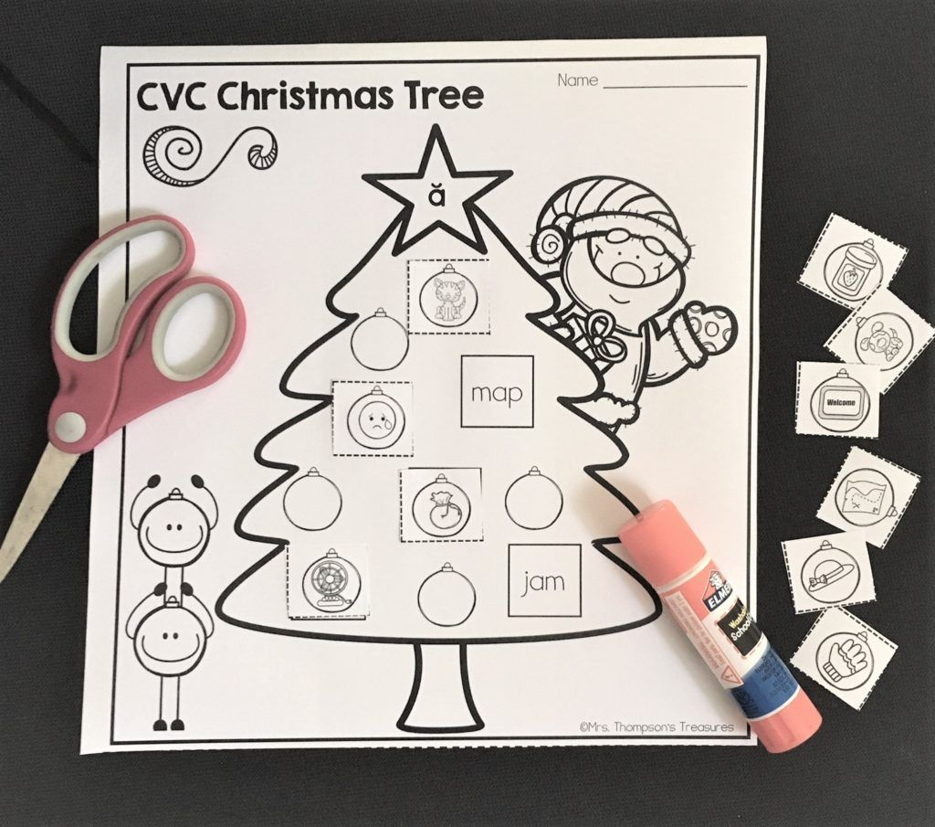 Cvc Christmas Trees