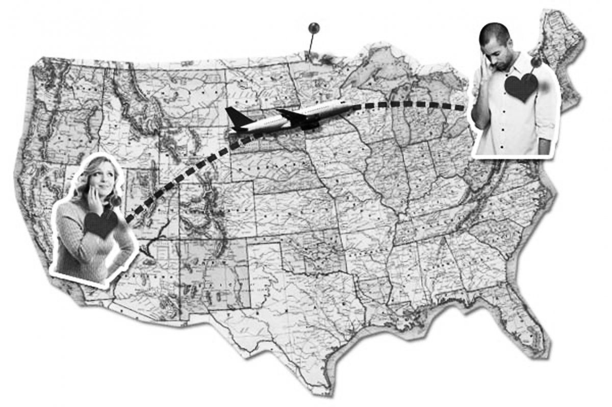 Science explains how to make a long-distance relationship actually work