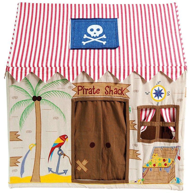 Kinderzimmer Pirat Gestalten kinderspielhaus aus stoff pirat wunderschön und einzigartig in