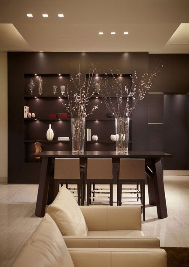 35 fotos e ideas para decorar la mesa del comedor | COCINA Y COMEDOR ...