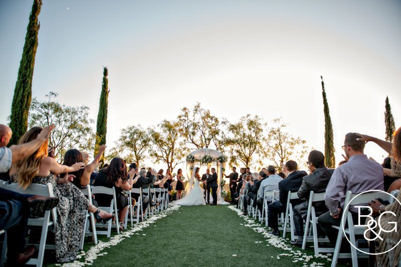 Ashley Brent Falkner Winery Wedding Temecula Photographer BandGphotography