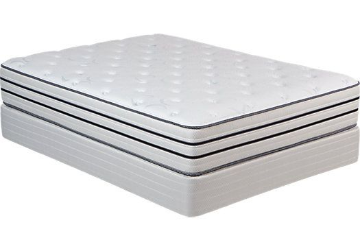 Rooms To Go Mattress >> Therapedic Prelude Queen Mattress Set Mattress Sets Mattress And
