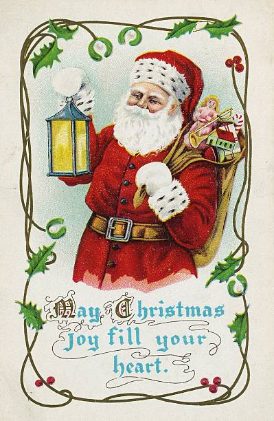 245 Victorian Christmas Card Photos And Premium High Res Pictures Getty Images Christmas Postcard Christmas Photo Cards Victorian Christmas