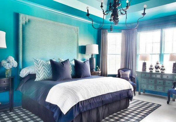 28 Nifty Purple And Teal Bedroom Ideas With Images Bold Bedroom Blue Bedroom Elegant Bedroom