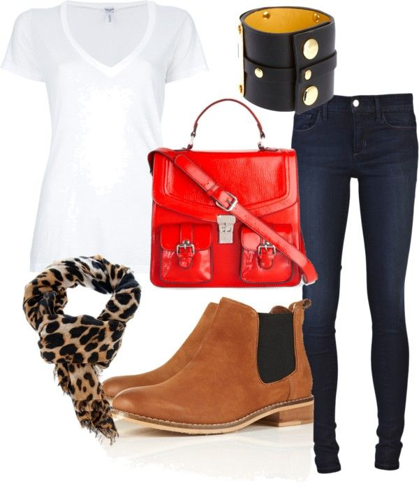 Casual, created by eswaran-maya on Polyvore