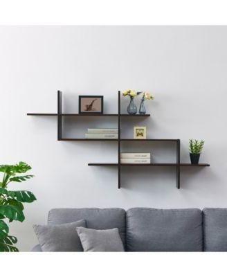 Floating Shelves In 2020 Wall Shelves Living Room Modern Wall Shelf Wall Shelf Decor