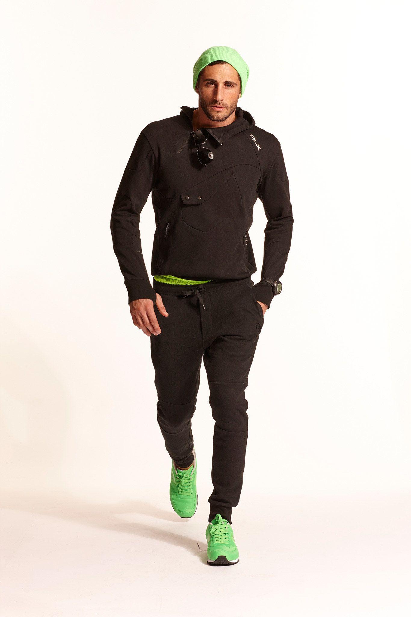 Ralph Lauren Fall 2015 Menswear Fashion Show - Polo Sport