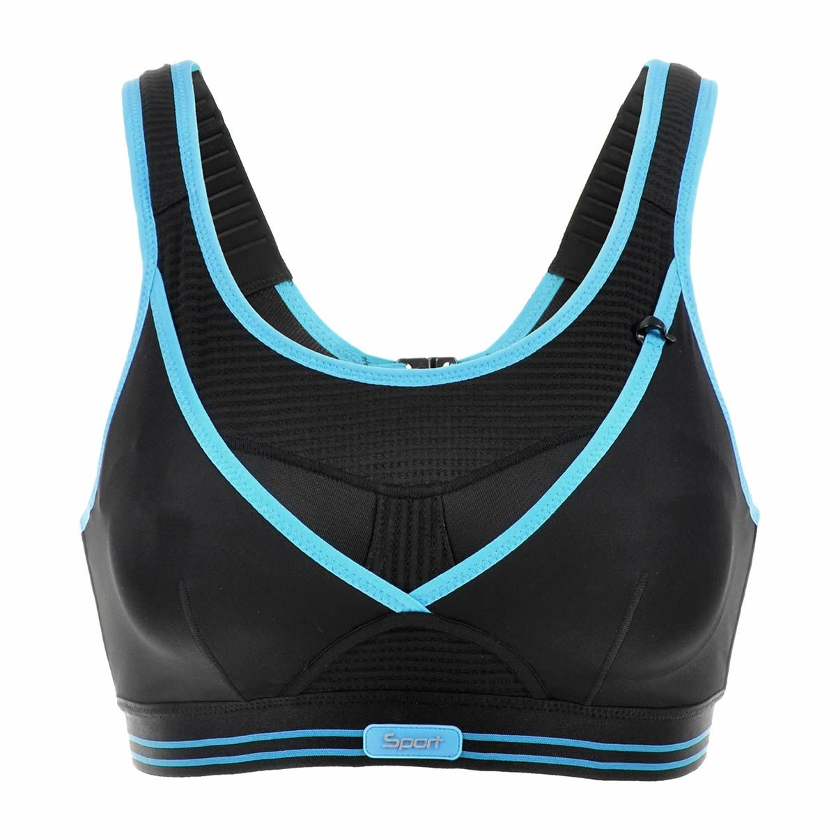 Brand New Level 3 Wirefree Ultimate Gym Active Sports Bra