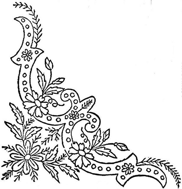 1886 Ingalls Ornate Daisy Corner