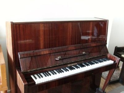 Kawai Upright Pianos For Sale Ebay >> Fossil Machine 3 Hand Date Leather Watch Ltr Primitives Etsy
