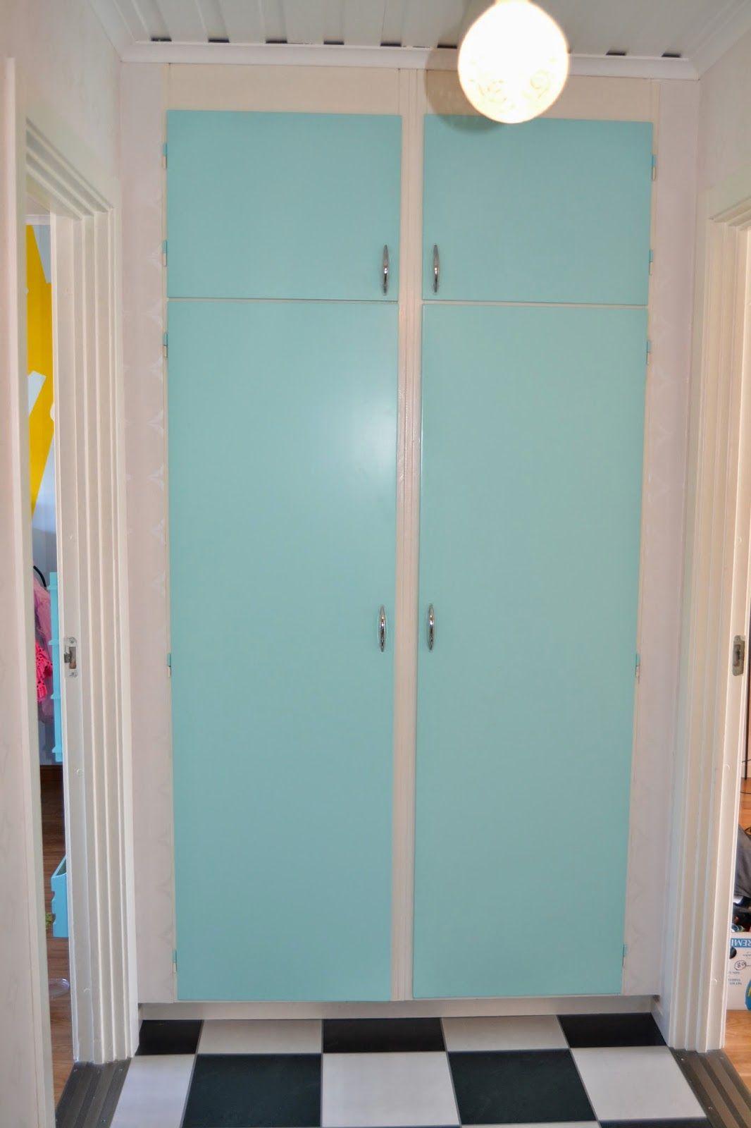 Garderob garderobsdörrar 60 cm : färgglada garderobsdörrar   Turqouise   Pinterest