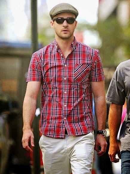 Moda Casual com boina- Roupa masculina com boina Mais c5d778a0a7b
