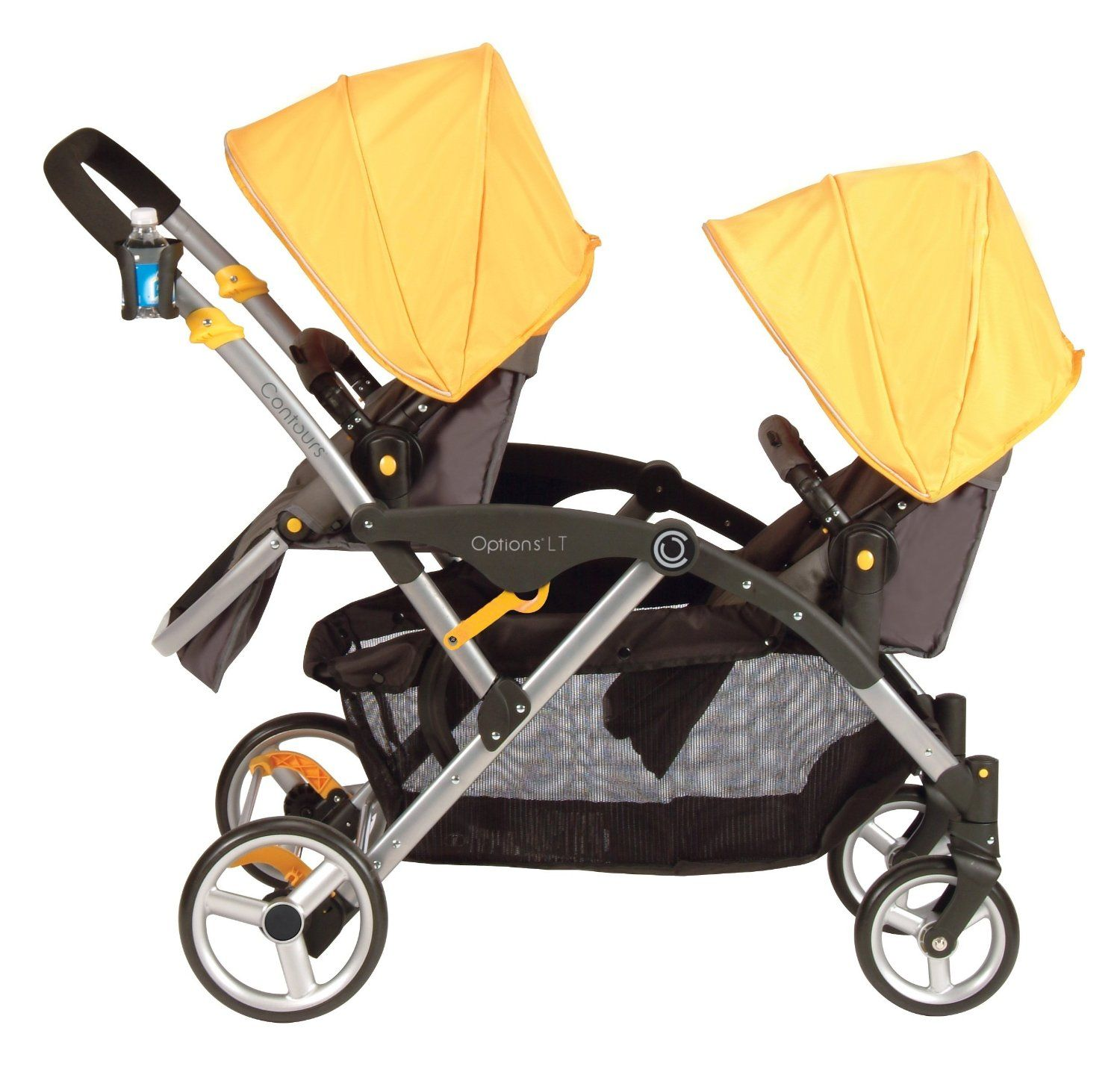 And the winner is... Contours Options LT Tandem Stroller