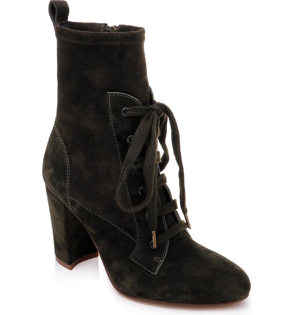 Splendid Hacken Lace-Up Boot (Women