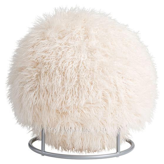 Fur Rockinu0027 Roller Desk Chairs | PBteen