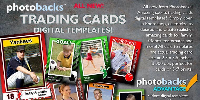 Digital trading cards platform