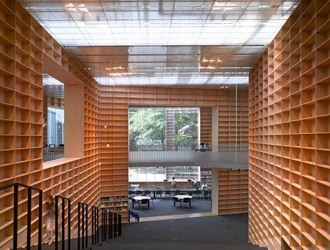 Musashino Art University Museum Library