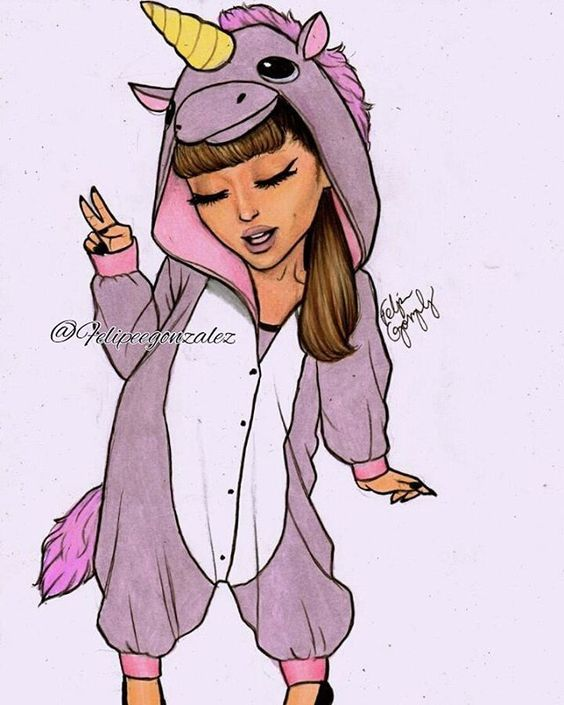What a beautiful unicorn @arianagrande  // pls guys tag ariana so many times, follow my personal @felipegoca and repost if you want  Im so proud of… | Pinteres…