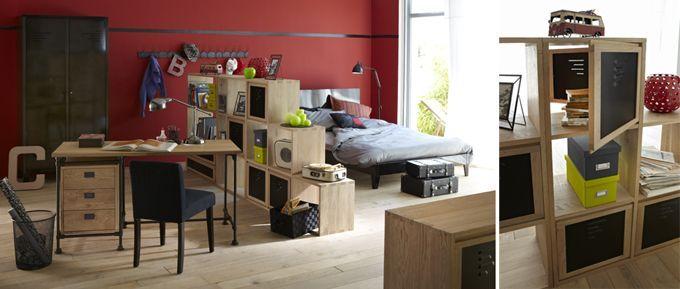 La chambre adulte | Alinéa | 2-Déco chambre | Pinterest | Chambre ...