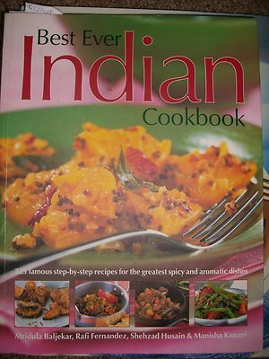 Check out my beautiful cookbooks I just listed on eBay.